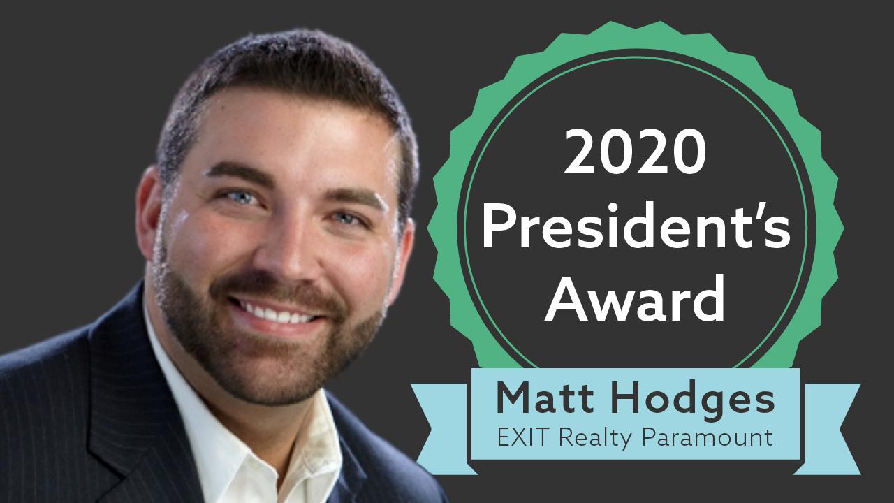 2020 President's Award Winner feature image